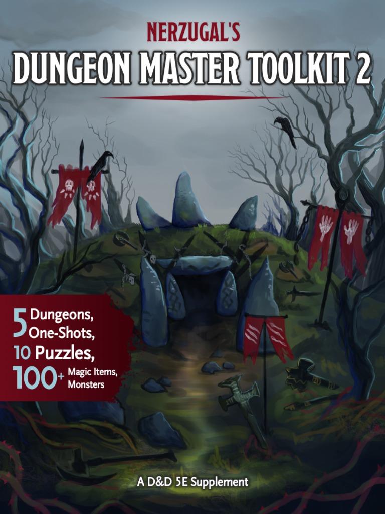 Nerzugals Dungeon Master Toolkit 2 | Ice | Door