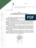 HCLS3 Nr. 16 Din 29.01.2018 Privind Aprob Regulament Ref La Licitatia Atrib Locurilor Din Parcarile de Resedinta de Pe Raza Sec 3 Al Mun Buc (1)