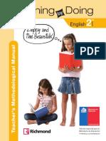 Inglés 2º Básico - Teacher's Methodological Manual