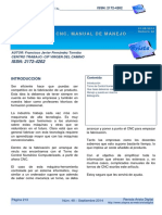 DESCRIPCION DE CNC