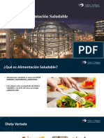 Alimentacion Saludable USMP GALLEGHER