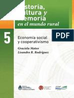Economía Social y Cooperativismo Mateo Rodriguez