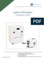Hydra n 201 i Installation Guide