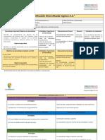 Ejemplo de Planificación Fonoaudiólogo