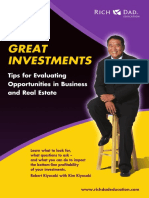 how to find great investments tips for evaluating opportunities in business and real estate.pdf