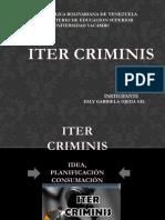 diapositivas elementos del delito