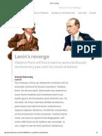 Lenin's Revenge