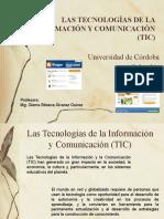Las TIC Internet y Sus Posibilidades