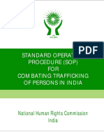 STANDARD OPERATING PROCEDURE (SOP) FOR COMBATING TRAFFICKING OF PERSONS IN INDIA_sop_CTPI_19012018