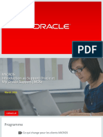 Introduction to My Oracle Support