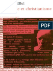 Ellul, Jacques - Anarchie Et Christianisme