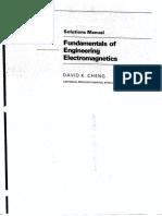190186763 Solucionario Fundamentos de Electromagnetismo Para Ingenieria David K Cheng