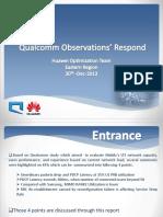 Qualcomm Observations' Respond.V4