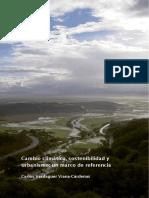 Cambio Climatico Sostenibilidad y Urbanismo