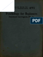 Psychology for beginners - Carrington, Hereward, 1880-1959.original_pdf.pdf