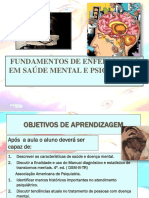 1a. Aula Fundmentos de Enfermagem Em Saude Mental e Psiquiatria [Salvo Automaticamente]