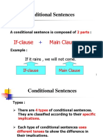 Pert 7 if Clause