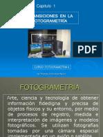 Cap 1 Transición Fotogrametrica