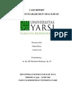 CASE REPORT MATA- Pterigium