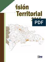 Division Territorial 2015