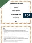 PHYSICS F 3 TERM 2