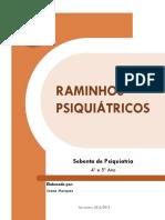 Raminhos Psiquiátricos (1)