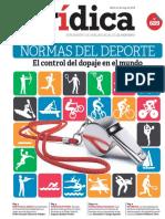 NORMAS DEL DEPORTE