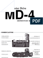 Nikon MD4 User Manual