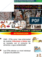 Microflora en Mariscos