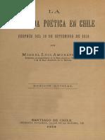 La Alborada Poetica en Chile