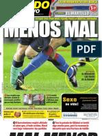 Mundo deportivo 21-09-2010