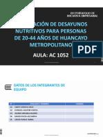 DESAYUNOS-NUTRITIVOS