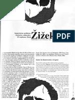 Zizek, Entrevista de J. Fernández Vega (El Rodaballo, X, 15, 2004)