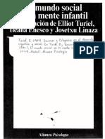 1997 Turiel Dominios y categorías desarrollo cognitivo_y_social