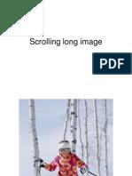 Scrolling Long Image