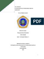 1. Cover, Kata Pengatar, Daftar isi.docx