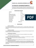 Estructuración y Predimensionamiento