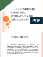 El aprendizaje como una estrategia de adaptación.pptx