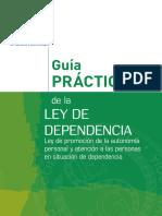 Guia Práctica de La Ley de Dependencia