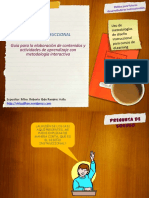 diseoinstruccionalguadeelaboracindecontenidosactividadesonline-130728162032-phpapp02