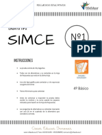Ensayo Simce Nº1 LENGUAJE 4º Básico.pdf