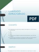CABLEADO ESTRUCTURADO EN DIAPOSITICA