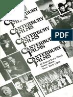 Canterbury Films September 1980