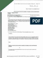 Kindzierski TransAlta Correspondence Excerpts