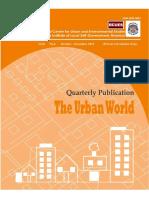 Prof. Vibhuti Patel on Gender Audit of Public Policy w.r.to Budgeting Process Urban-World-Oct-Dec-2015