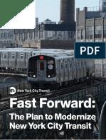 'Fast Forward' Transit Plan