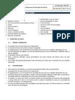 PES.014 R00 - Forma, Armadura e Concretagem