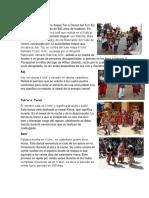 Bailes de Guate