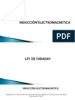 Unidad IV - Induccion Elecromagnetica