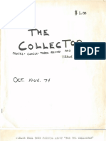 For the Collector Issue 2 October - November 1974